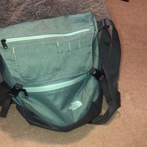 North Face bag, impeccable condition.